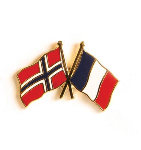 Norge frankrike